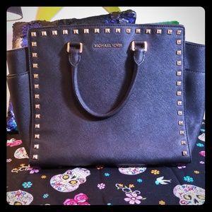 Michael Kors Bags - MK large studded Selma